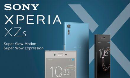 Sony Xperia™ XZs