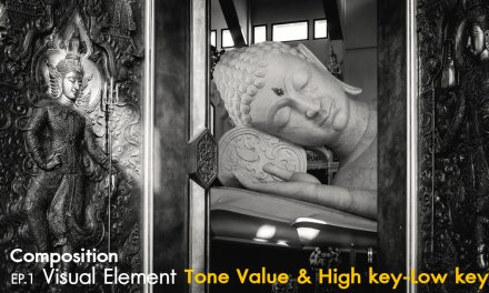 Composition ep.1.3 Visual Element (Tone Value & High key-Low key)