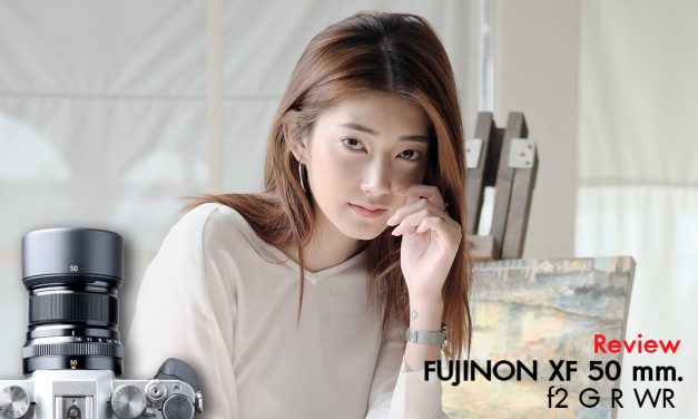 Review FUJINON XF 50 mm. F2 R WR