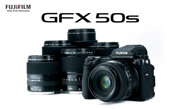 Review FUJIFILM GFX 50s
