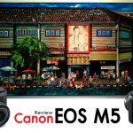 Review Canon EOS M5
