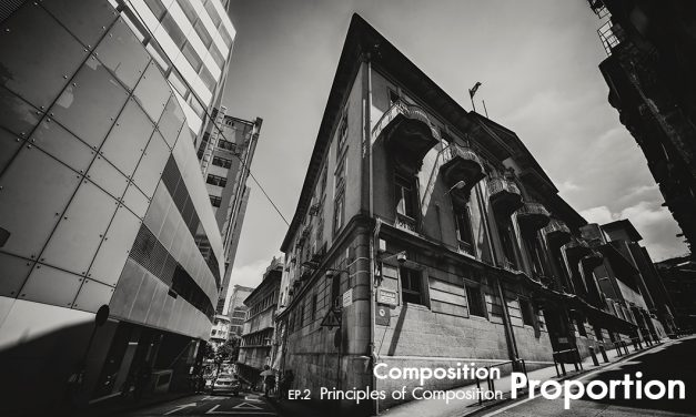 Composition ep.2.3 Principles of Composition (Proportion-สัดส่วน)