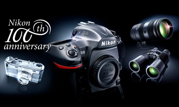 นิคอนเปิดจำหน่ายกล้องรุ่น Limited Edition ในวาระพิเศษครบรอบ 100 ปี