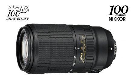 เลนส์เทเลโฟโต้ใหม่ AF-P NIKKOR 70-300mm f/4.5-5.6E ED VR