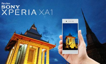 Review Sony Xperia™ XA1