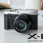Review FUJIFILM X-E3