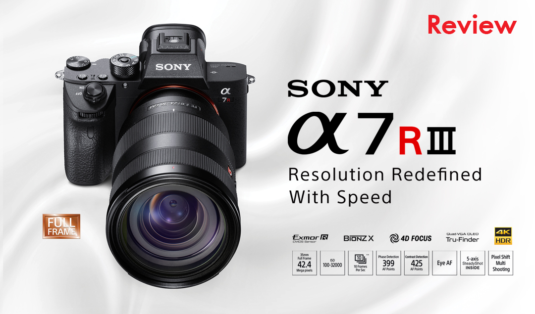 Review Sony A7RIII