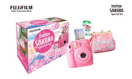 FUJIFILM Instax SAKURA Special kit  แพ็คสุด cute กับราคาสุดน่ารัก