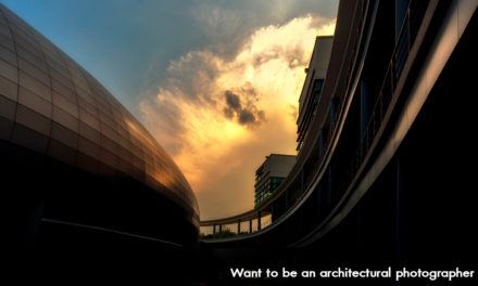 Want to be an architectural photographer