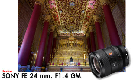 Review SONY FE 24 mm. F1.4 GM