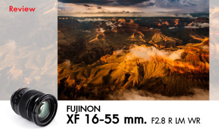 Review FUJINON XF 16-55 mm. f2.8 R LM WR
