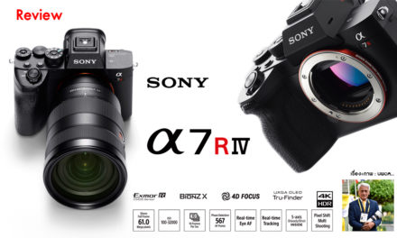 Review Sony Alpha 7 R IV
