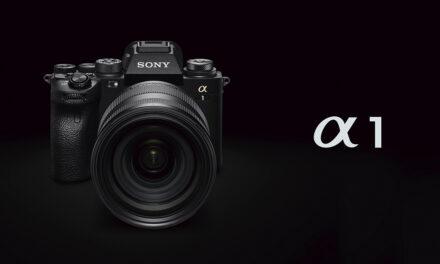 กล้องฟูลเฟรมมิเรอร์เลสระดับเรือธงรุ่น Sony Alpha 1