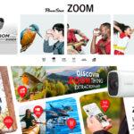 มาแล้ว!! Canon PowerShot ZOOM กล้องดิจิทัลส่องทางไกล